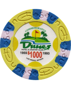 Dunes Commemorative 1000