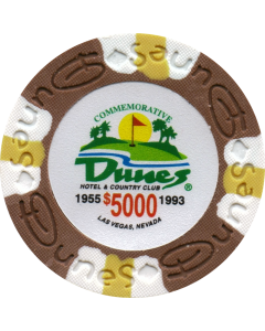 Dunes Commemorative 5000