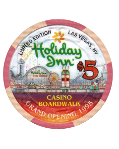 Boardwalk Holiday Inn $5