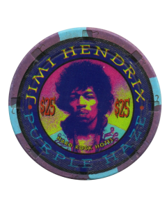 Hard Rock Hendrix $25