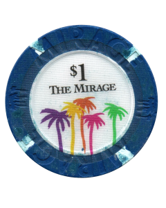 Mirage $1 House Chip (Year?)  (Edition?)
