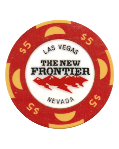 New Frontier Red $5
