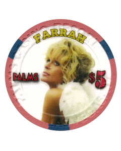 Palms Farrah $5 Angel