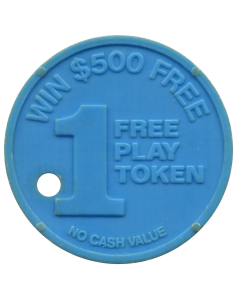 Westward Ho Free Play Blue
