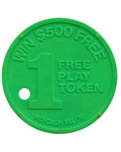 Westward Ho Free Play Green