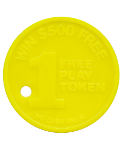 Westward Ho Free Play Yellow